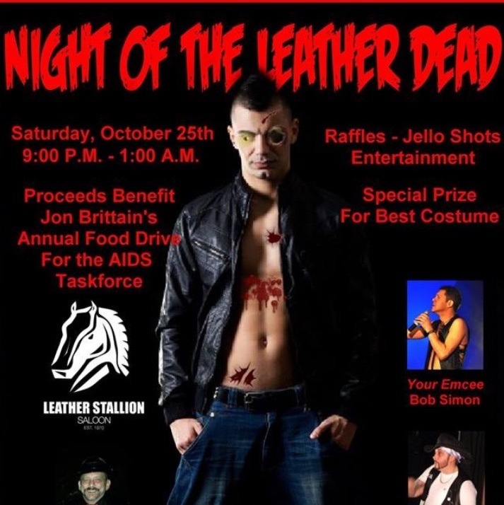 Night of the Leather Dead