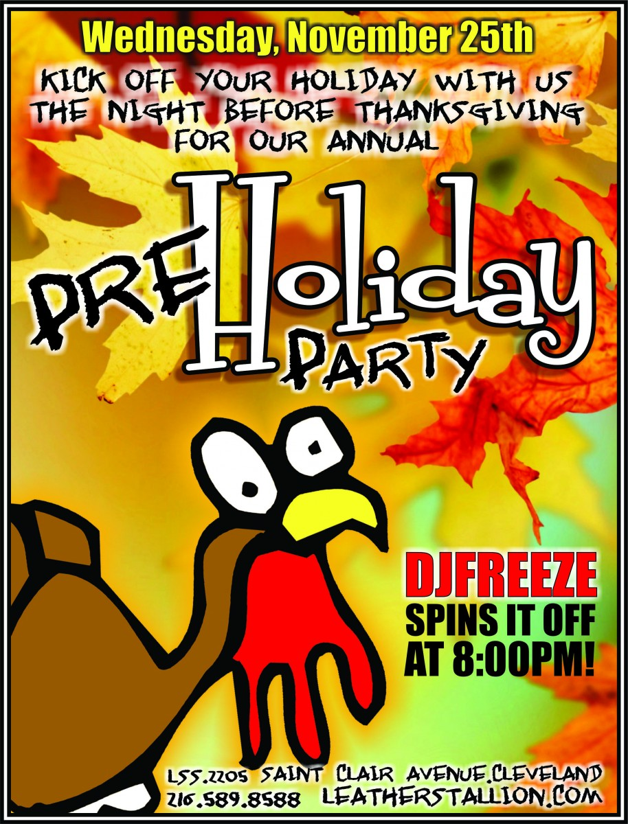 Pre-Holiday Party