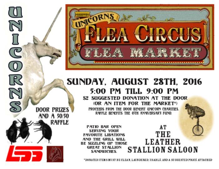 Unicorns Flea Circus