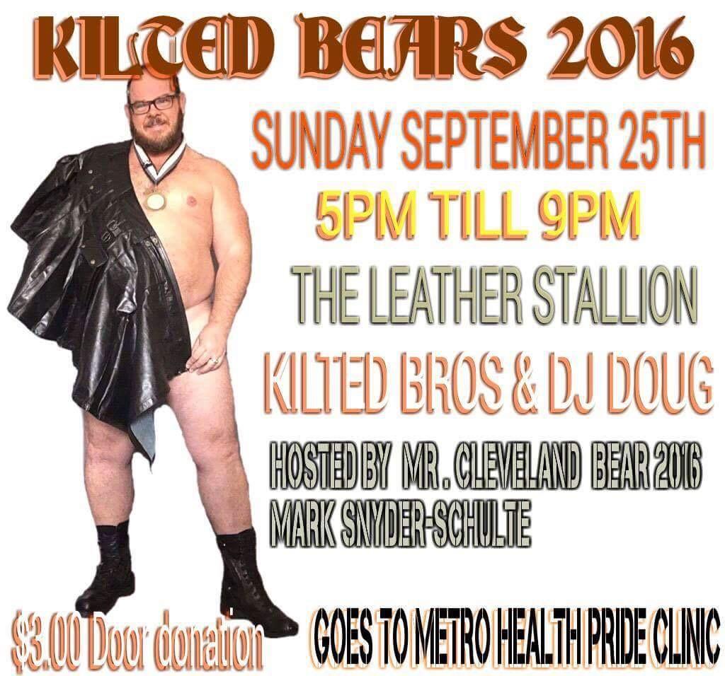 Kilted Bears