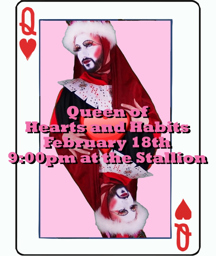 Queen of Hearts and Habits