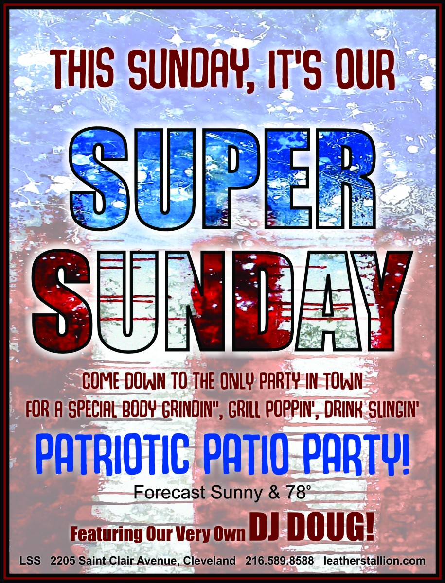 Super Sunday 4th Weekend