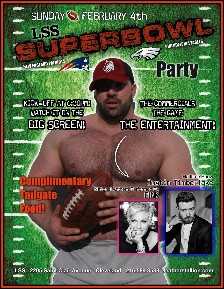 Superbowl 2018 party