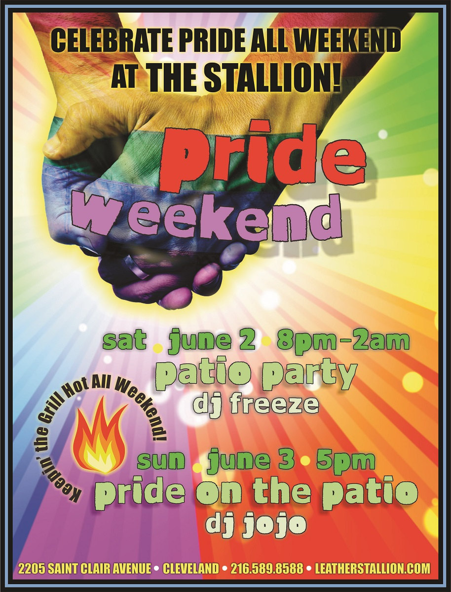 Pride weekend