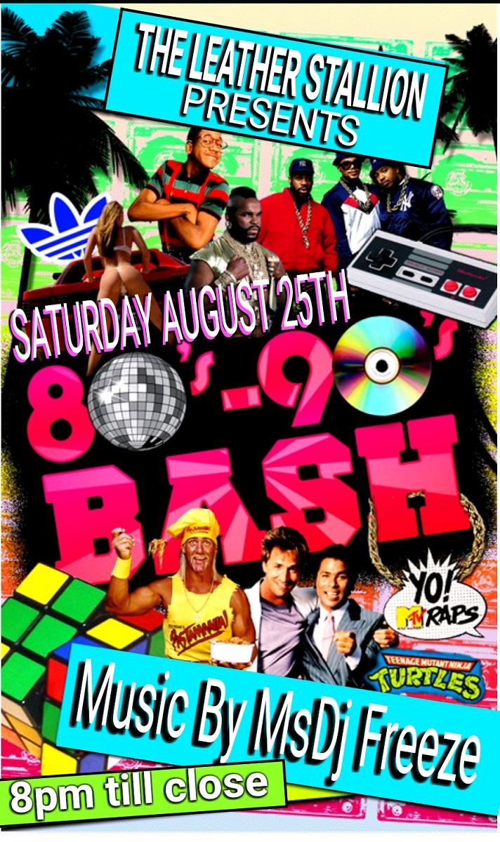 80s- 90s Bash