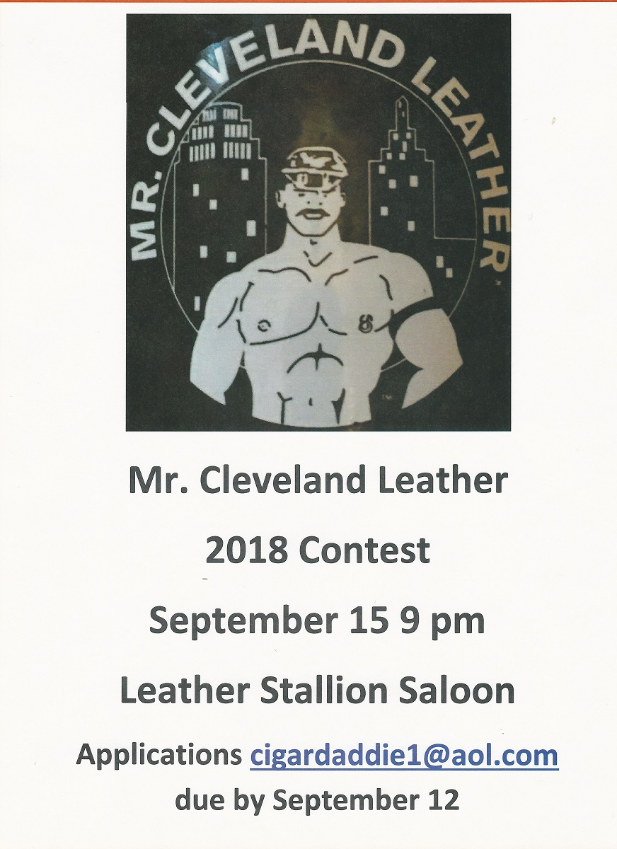 Mr. Cleveland Leather 2018