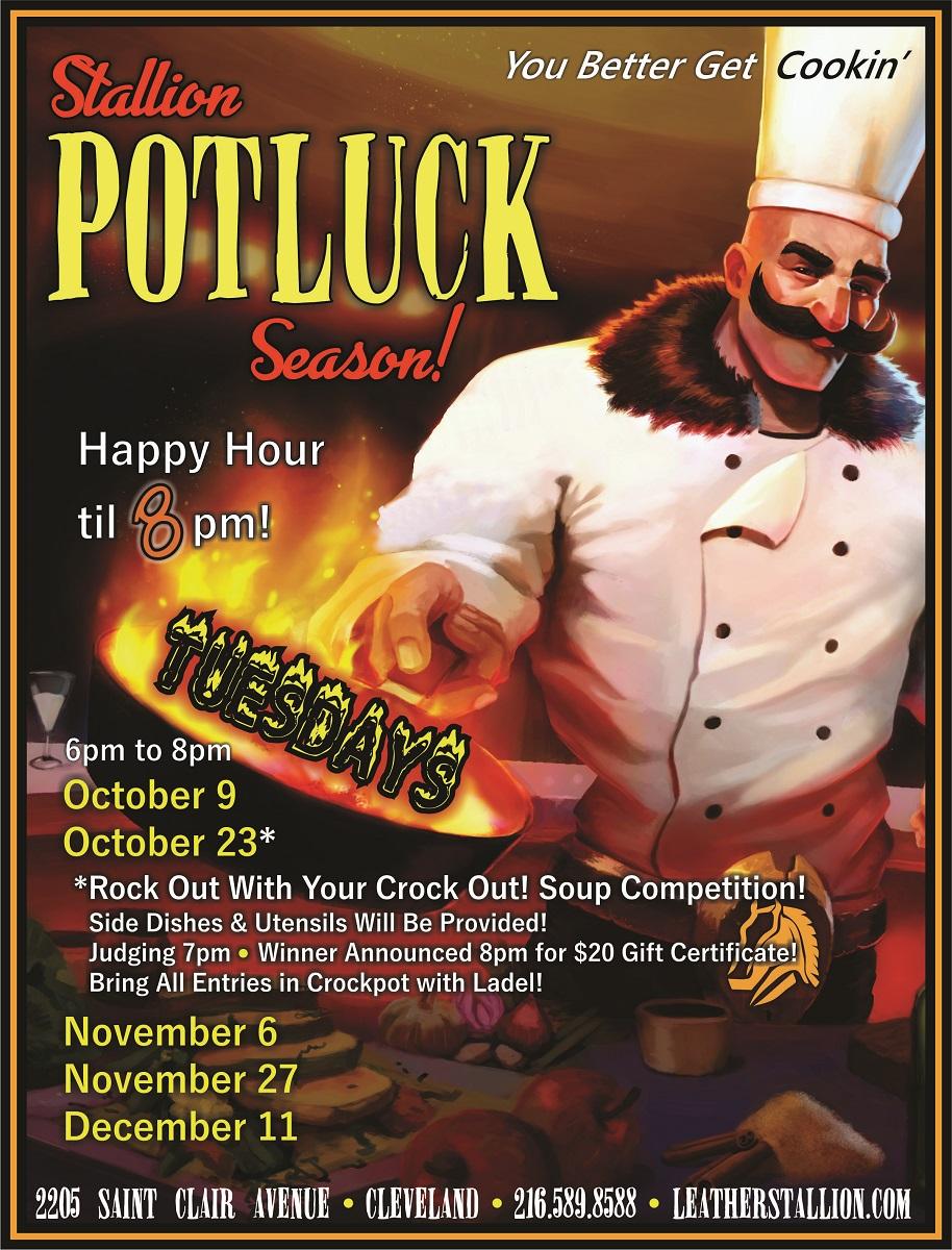 October Potluck