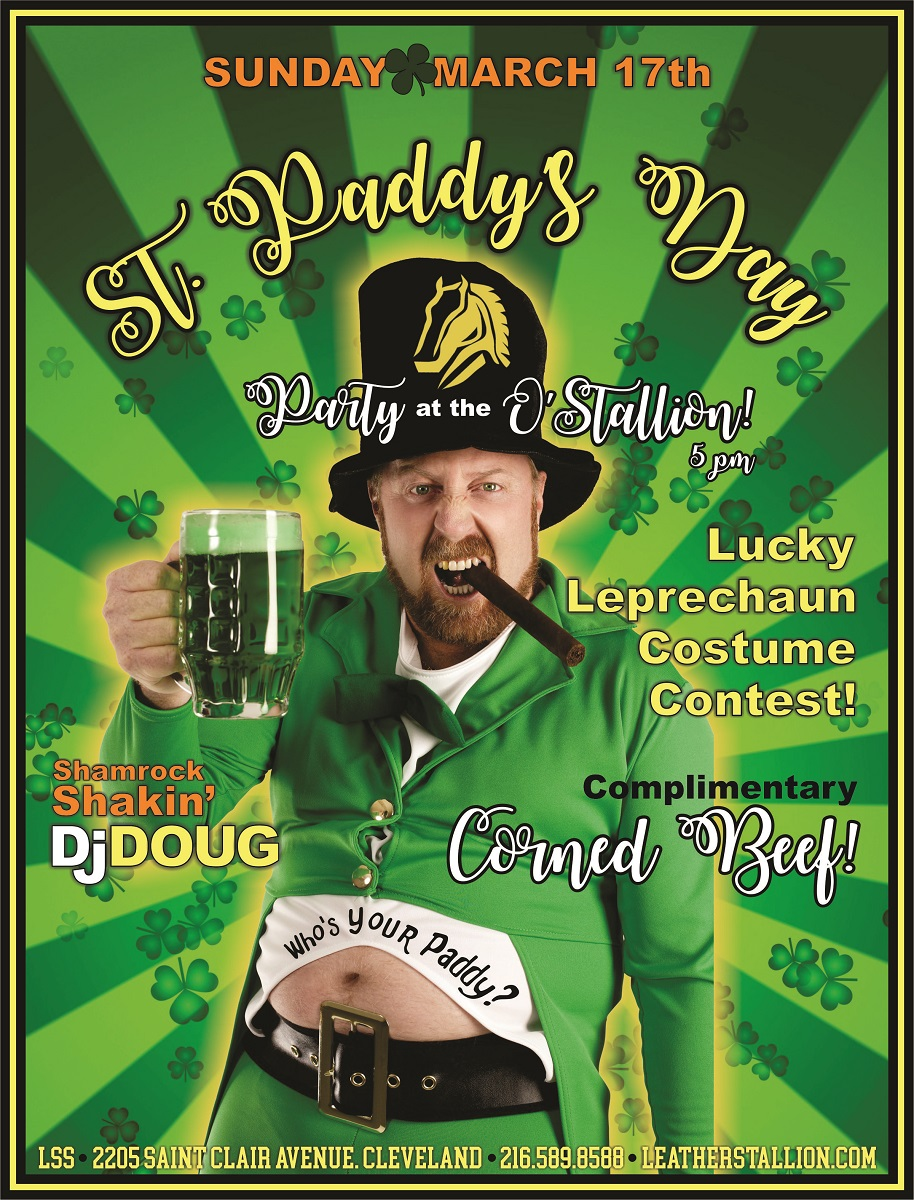 St. Pattys Day Party