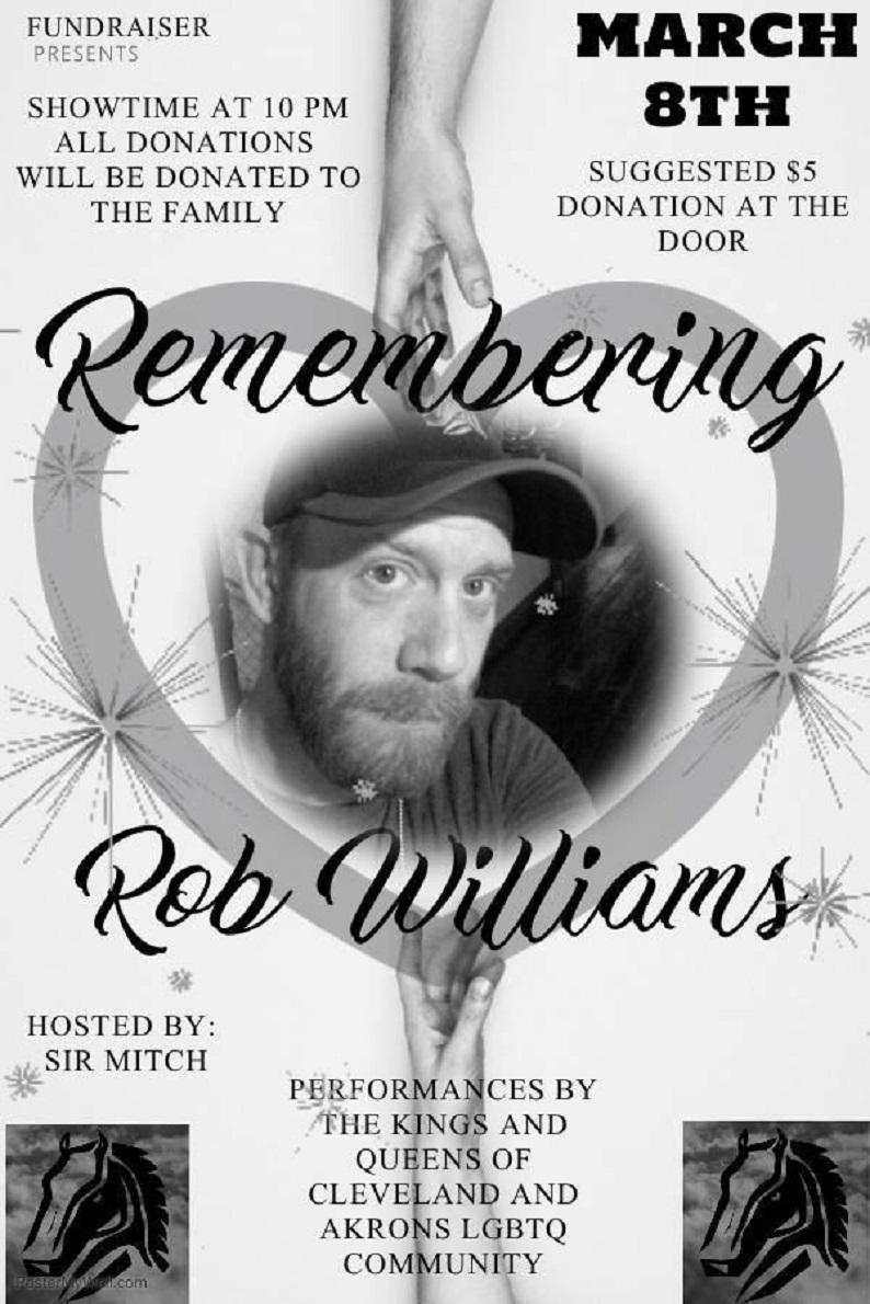 Remembering Rob Williams
