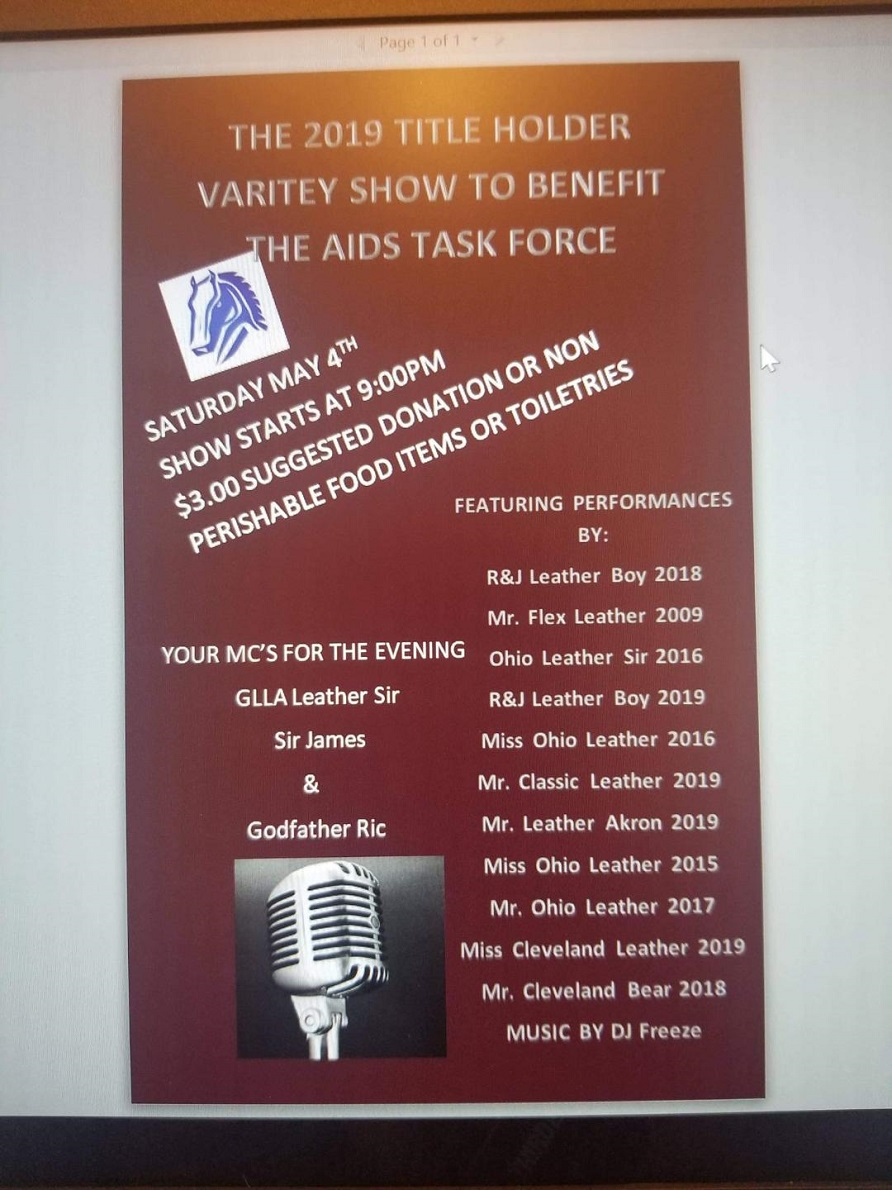 2019 Title Holder Variety Show