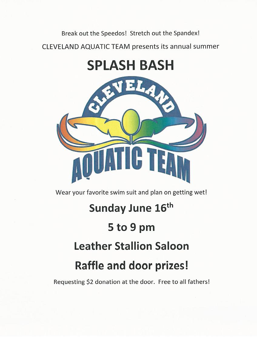 CAQT Splash Bash