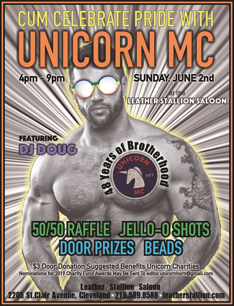 Celebrate Pride with Unicorn MC