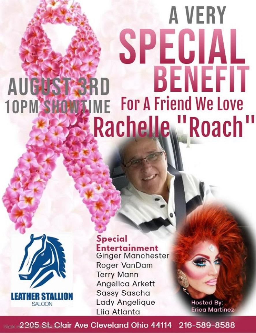 Special Benefit for Rachel Roach