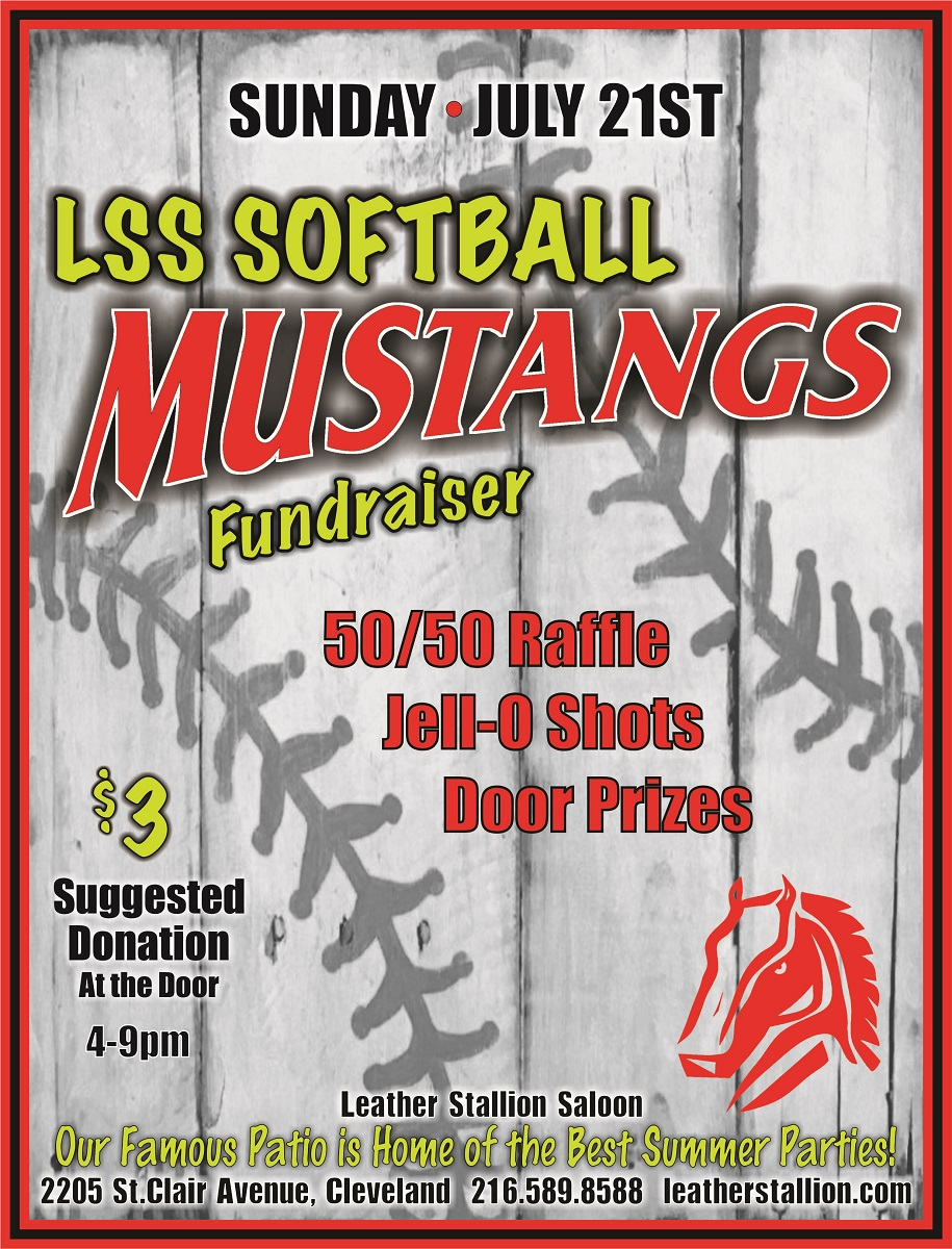 Mustangs Funday Sunday Fundraiser
