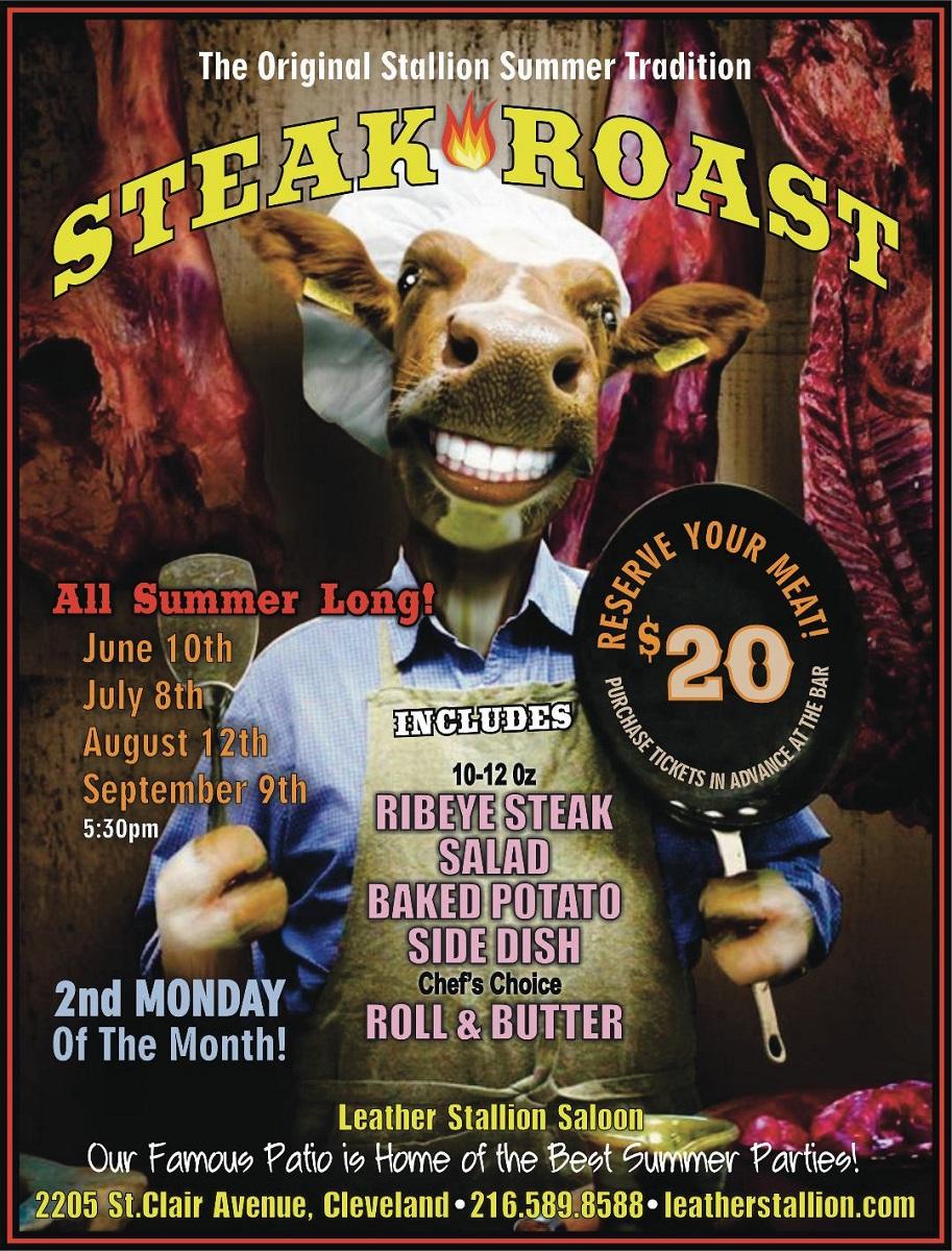 September Steak Roast 2019