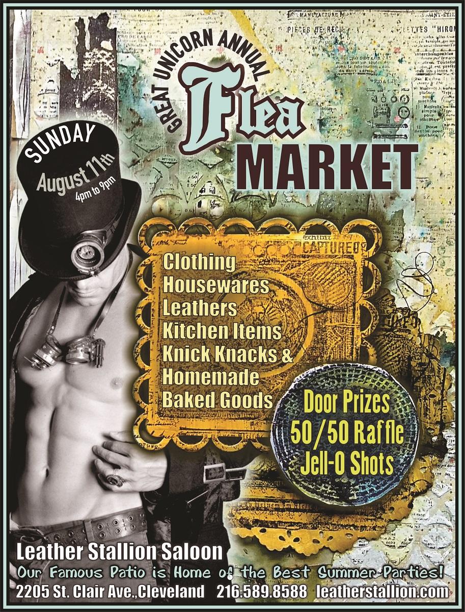 Great Unicorn Annual Flea Market