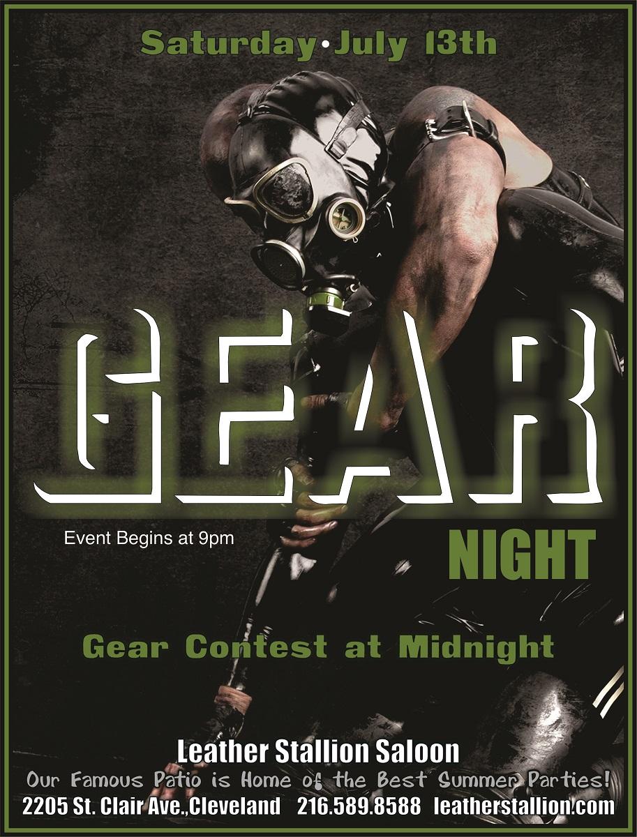 Gear Night