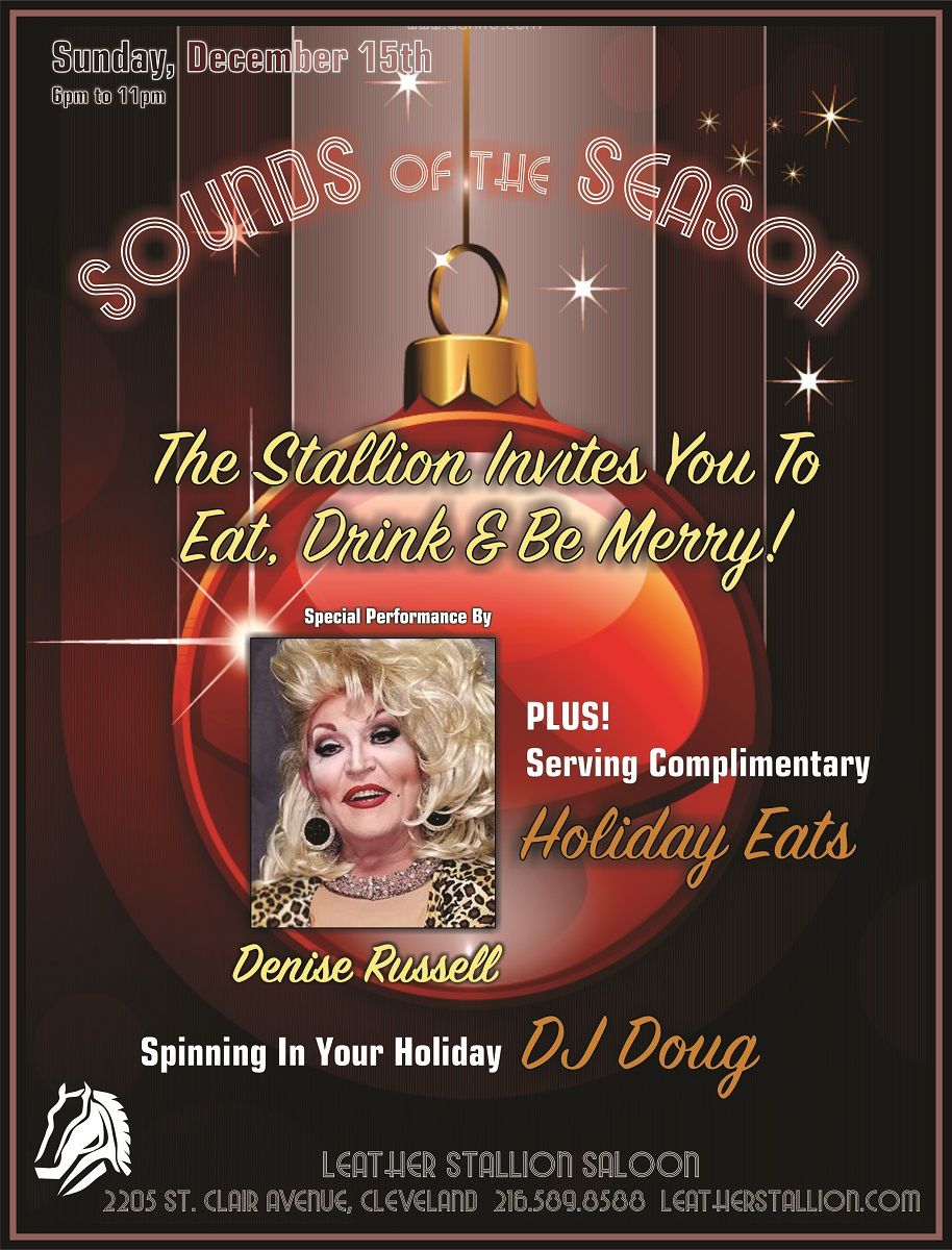 Sounds of the Season Christmas Party